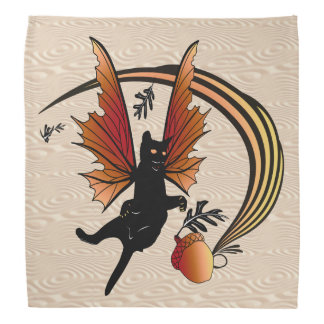 Lenço Bolota cósmica do gato