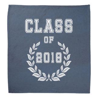 Lenço Classe de 2018
