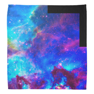 Lenço Conjunto de estrela NGC 2074 no grande Magellanic