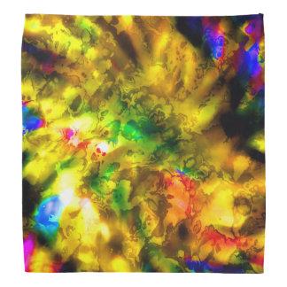 Lenço cores e impressões 6