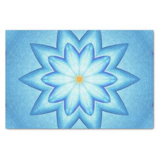 Lenço de papel da flor do caleidoscópio de Lotus