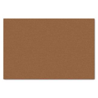 Lenço de papel de Brown de Russet