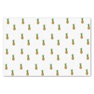 Lenço de papel do abacaxi
