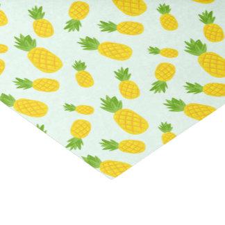 Lenço de papel do abacaxi para presentes