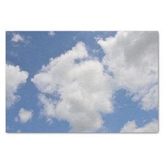 Lenço de papel lunático da nuvem