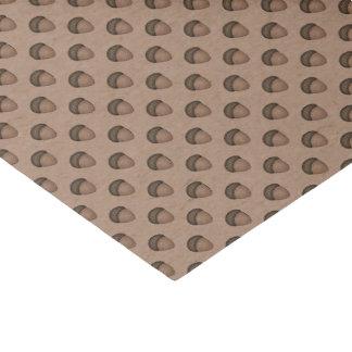 Lenço de papel modelado bolota de Tan