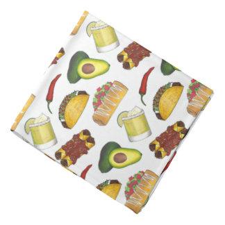 Lenço Enchilada Chimichanga do Taco da comida de Tex Mex