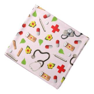 Lenço Enfermeira agradável