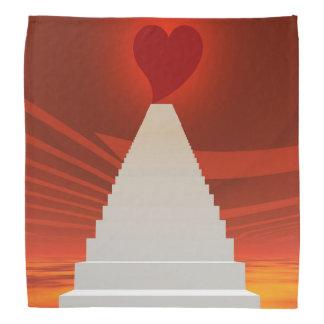 Lenço Escadas a amar