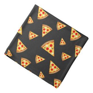 Lenço Esfrie e a pizza do divertimento corta o teste