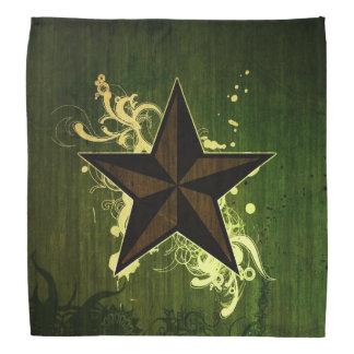 Lenço Estrela \ verde