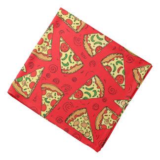 Lenço Fatias da pizza