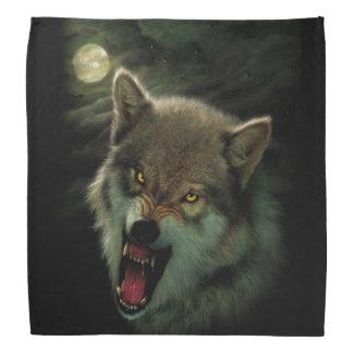 Lenço Lua do lobo