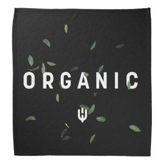 Lenço Orgânico preto