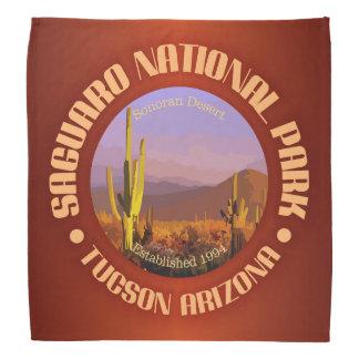 Lenço Parque nacional de Saguaro (c)