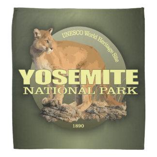 Lenço PESO de Yosemite (leão de montanha)