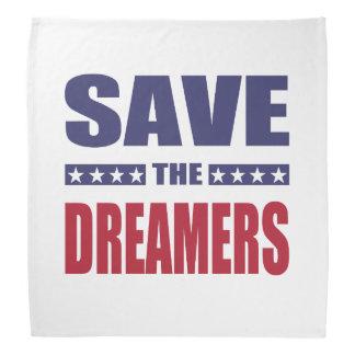 Lenço Salvar os sonhadores