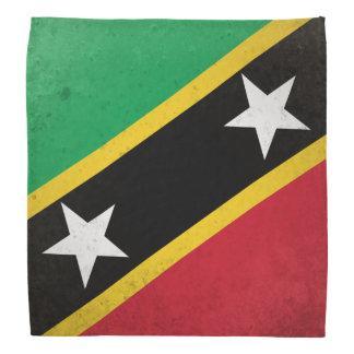 Lenço Santo Kitts e Nevis