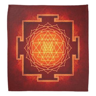 Lenço Sri Yantra - Artwork VIII