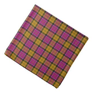Lenço Tartan do distrito de Culloden Scotland