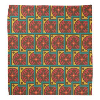 Lenço Teste padrão da tapeçaria
