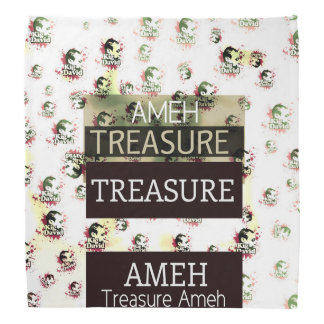 Lenço TreasureAmeh