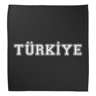 Lenço Türkiye
