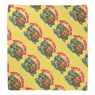 Lenço Turtley impressionante