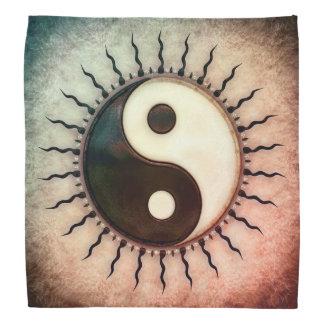 Lenço Yin Yang - sol j