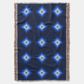 Lençol Azul e diamante de Tan