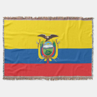 Lençol Bandeira de Equador