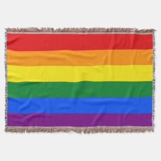 Lençol Bandeira do arco-íris do orgulho