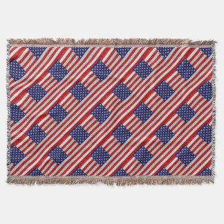 Lençol Bandeira suja dos EUA