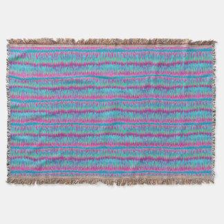 Lençol cobertura colorida do lance da grama