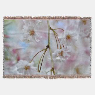 Lençol Cobertura do lance da flor
