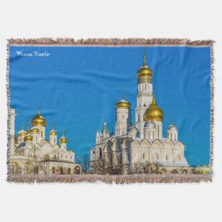 Lençol Cobertura do lance de Moscovo Kremlin