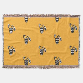 Lençol Cobertura do plantador da abelha