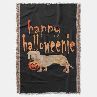 Lençol Cobertura Halloweenie do lance do Dia das Bruxas