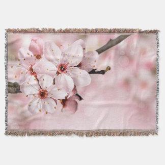 Lençol Flores de cerejeira na flor