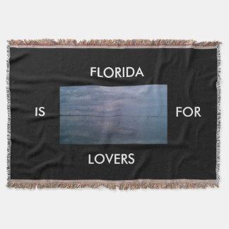 LENÇOL FLORIDA É PARA AMANTES