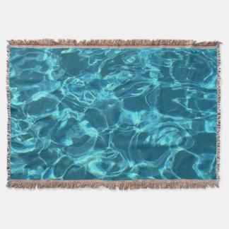 Lençol Lance da piscina