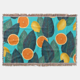 Lençol limões e cerceta das laranjas