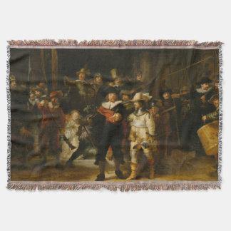 Lençol Nightwatch Rembrandt Nachtwacht