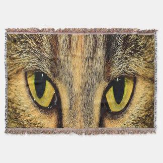 Lençol Olhos de gato intensos