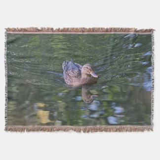 Lençol Pato do pato selvagem