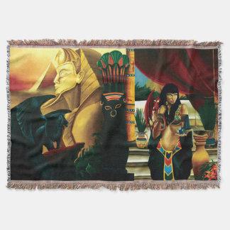 Lençol Rainha egípcia