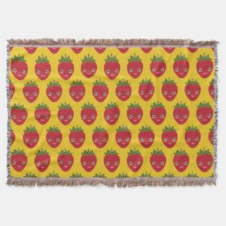 Lençol Skullberry, morango doce que tem o trapaceiro ido