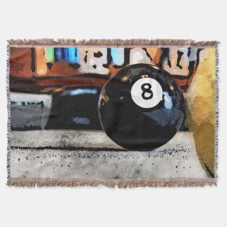 Lençol Tiro para a bola oito