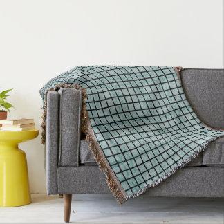 Lençol Winter-Gray-Blue-Modern_Squares-Blanket
