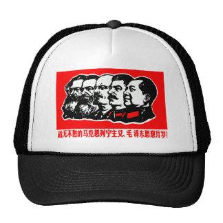 Lenin Marx Mao Zedong Boné